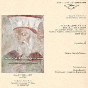 presentazione libro Gauvain